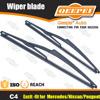 """QEEPEI C4 Original Equipment Replacement Wiper Blade - 11""""/12"""""""