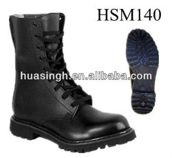 DH,black 10 inch Navy seals used US military combat boots with waterproof membrane