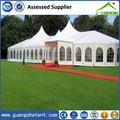alta qualidade 200 pessoas estrutural de alumínio tenda para eventos ao ar livre
