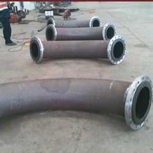 large diameter UHMWPE/polyethylene/plastic pipe elbow/bender