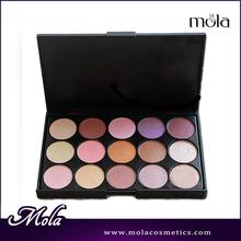 Wholesale makeup 15 color eye shadow for blue eyes,eyeshadow online