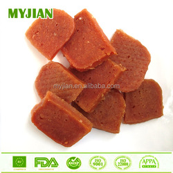 small salmon jerky dry Pets and dogs training health Food and Treats snacks Factory supplies