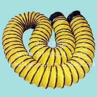 heat retardant pvc flexible duct hose for air heater