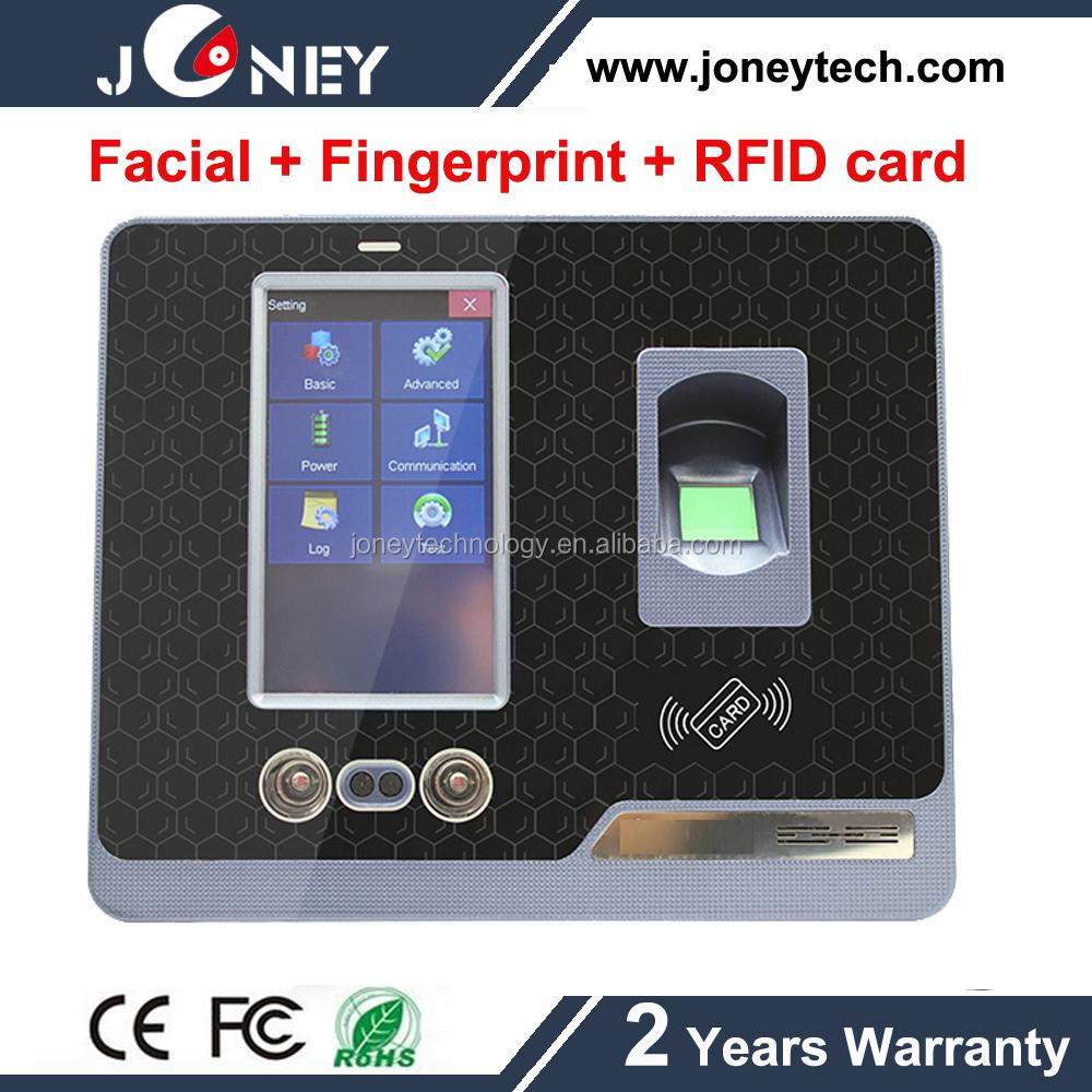 Unofficial alternate facial recognition access control