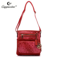 New model purses and ladies handbags by woven
