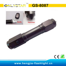 Manufacture jar proof led car torch light