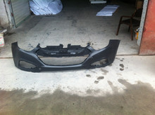 car accessories & body parts front bumper for hyundai tucson 2014