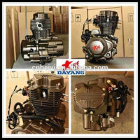 Single Cylinder 4 Stroke Water/Air Cooled Lifan 200cc Motorcycle Engine