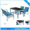 wholesale cheaper outdoor furniture synthetic rattan garden furniture (CF1014A+CF1014B+CF1014T)