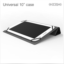 2015 hot selling fashional leather case flip cover for tablet 10 inch