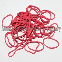 Hot selling stationery elastic rubber bands