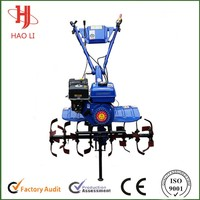 2015 New Designed Multifunction Two Wheels Chinese Field Cultivator