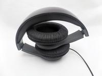 dual volume control headphones stereo headphone for mobilephone mp3