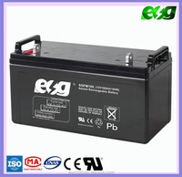 Factory supply directly Solar battery 12V 100ah, deep cycle battery, solar gel battery
