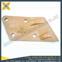 PC200 bucket teeth side cutter 4 hold for PC200 205 70 74180
