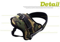 High quality nice dog harnes 50pcs/lot Tracking Training Dog Harness Vest Pull German Shepherd free shipping