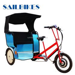 China Supplier Jinxin E rickshaw trike JX-T02 with Cheap Price