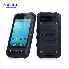 Land rover A8 perfect for outdoor workers optional NXP NFC 4.0inch Rugged smartphone