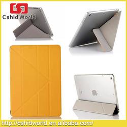 Folding Flip Leather Flip Cover For iPad Mini 4 Case