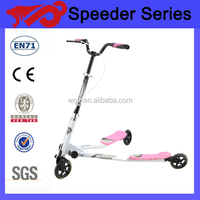 New scooter trike for kids with EN14619