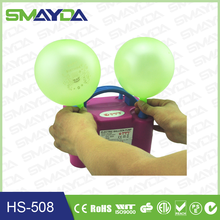 2015 factory supply electric balloon pump price cheap Event & Party Supplies