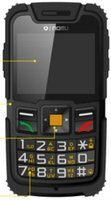 old man cellphone mobile phone with SOS Dual SIM card
