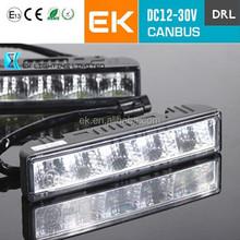 EK Universal Waterproof LED Daylight Recessed Lighting Outdoor LED Recessed Light 12v LED Recessed Light flexible drl