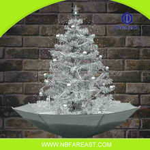 The best fashion Best quality Factory directly provide umbrella christmas tree