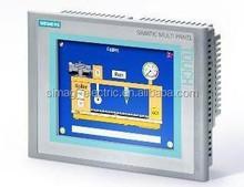 Siemens A&D touch panel 6AV6 545-0BA15-2AX0 plc controller
