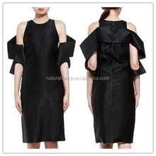 Special and fashion design encircle sleeve dress special occasion dress NT167