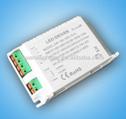Triac Dimmable 70W led driver for led lighting led lamp constant voltage12/24V