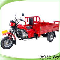 200cc air cooled flatbed tricycle for cargo
