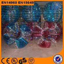Fashionable style Buddy bubble ball soccer/human bubble ball