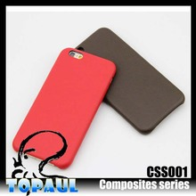 New Luxury Leather mobile phone shell for iphone 6s with apple original case quality
