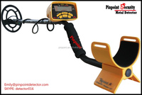 """MD6150 6.5""""-inch disk waterproof probe LED display falcon gold detector"""