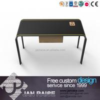 Wooden cheap computer desk,desktop computer table designs for teacher and students
