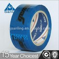 Popular Logo impreso cinta adhesiva de embalaje en corea