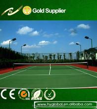 Sports flooring Hockey/Padel/Tennis/basketball /Badminton fibrillated yarn artificial grass turf lawn sports synthetic turf
