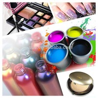 natural mica Cosmetic grade pearlescent pigment for lipsticks,nail polish,eye shadowpearl luster pigment