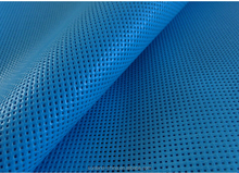 polyester padded fabric for pvc horse fence /child safety fence