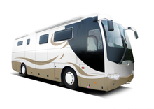 Luxury Interior Trim Advanced Motor Homes Bus