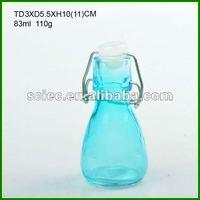 Mini Glass Milk Bottles Wholesale