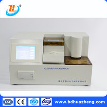 China Fully Automatic Oil Acid Value Testing Equipment