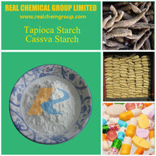 native tapioca starch/cassava starch for food grade