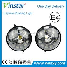 ECE R87 12w mini r56 r57 led drl led day lights