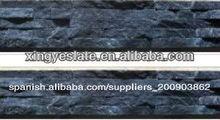 cuarcita negro cultura piedra azulejos
