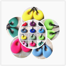 New style hot-sale wholesale silicone pendant food grade