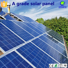 High Efficiency Polycrystalline Silicon Material kit panel solar 250W