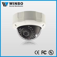 HD megapixel vandal full hd 1080p car camera dvr video POE CCTV