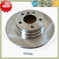 HT250 OEM: 34216764651 China rear brake disc 284mm use for BMW parts